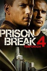 Prison Break 4ª Temporada Torrent Dublado – HD