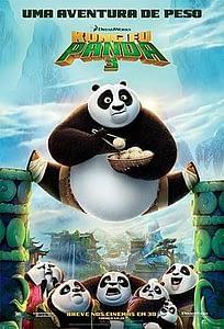 Kung Fu Panda 3 Torrent Dublado – BluRay